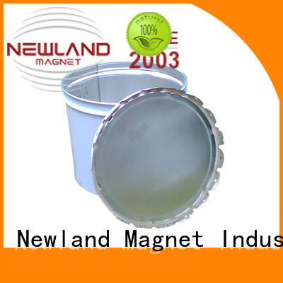 Newland at discount sintered magnet high qualtiy for sound speakers