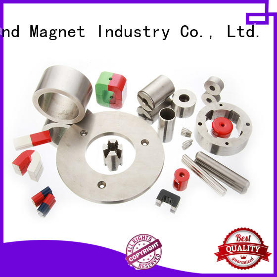 Newland factory price alnico permanent magnets OEM for speakers