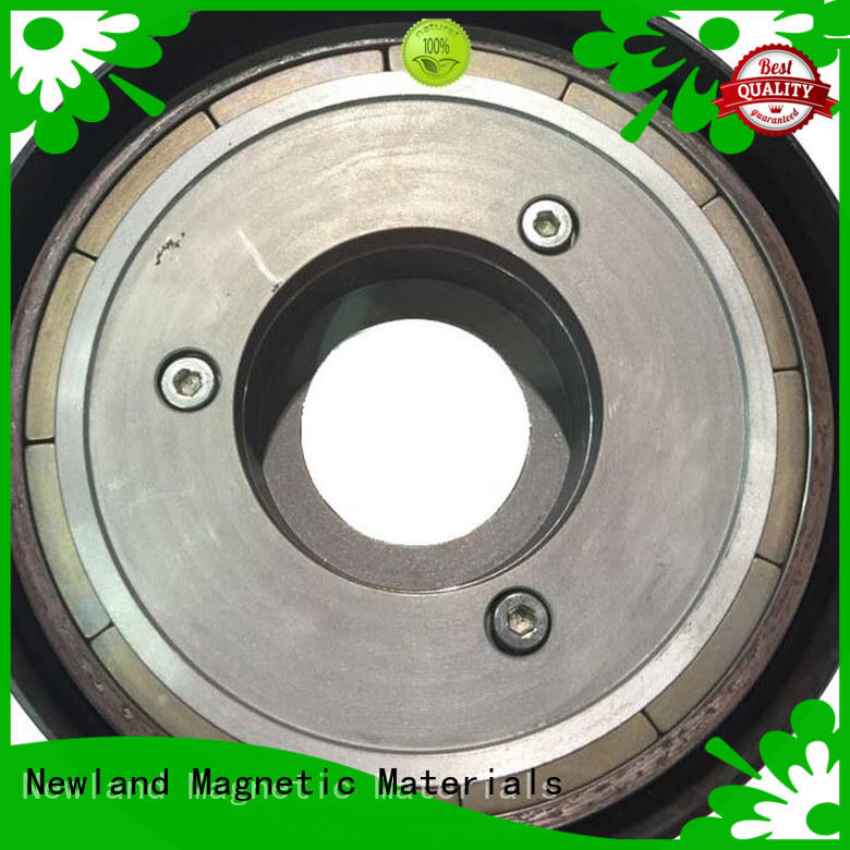 customized permanent magnetic coupling brake aerospace