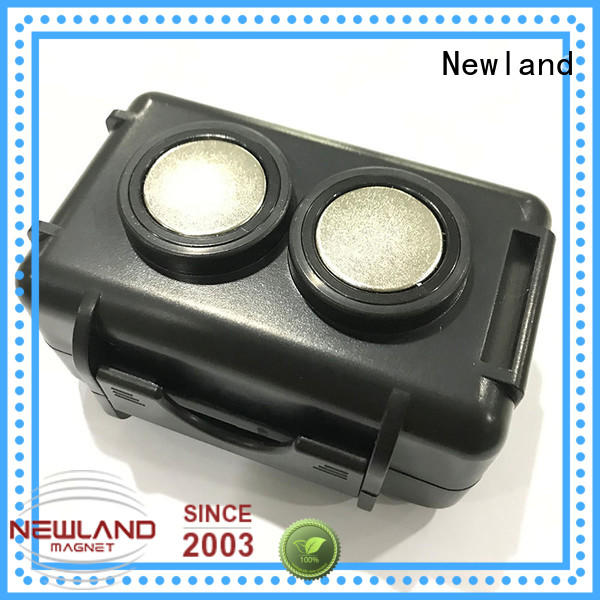 customized drum magnet manufacturer customized for gps Newland