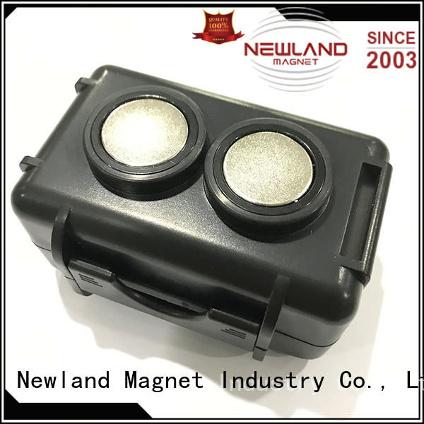Newland waterproof gun magnet high-performance for tracker