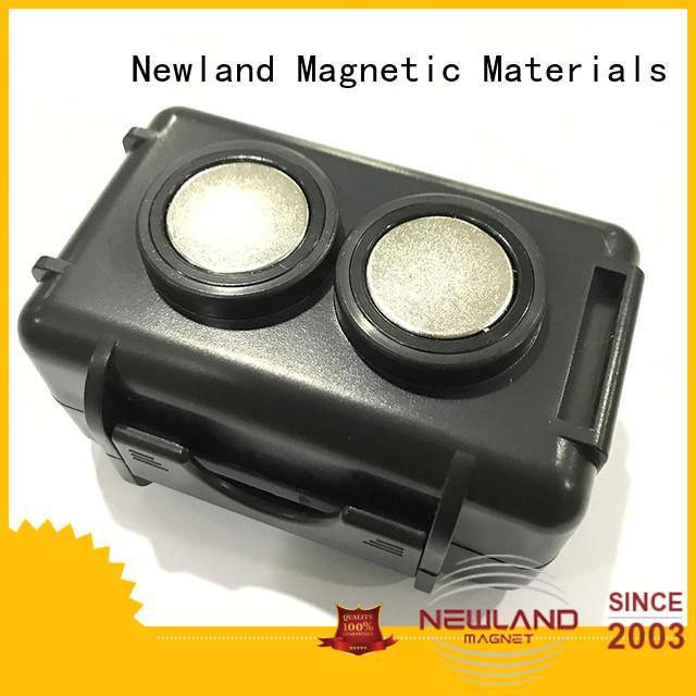 quick gun magnet waterproof gps Newland