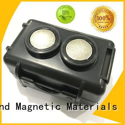 customized pulley magnet separator for tracker Newland